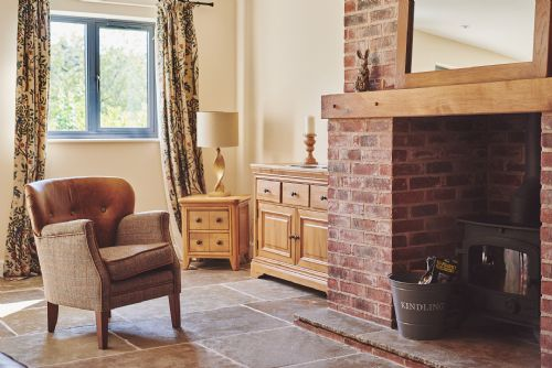 The Byre Fireplace