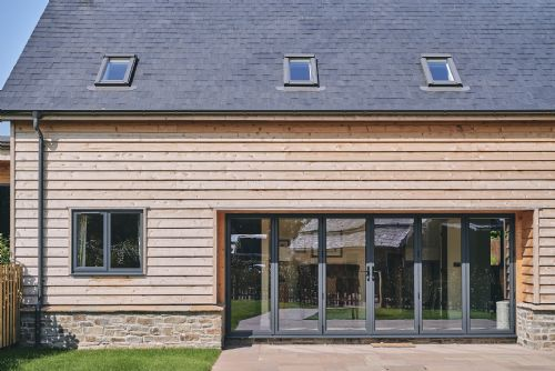 The Byre Exterior 4
