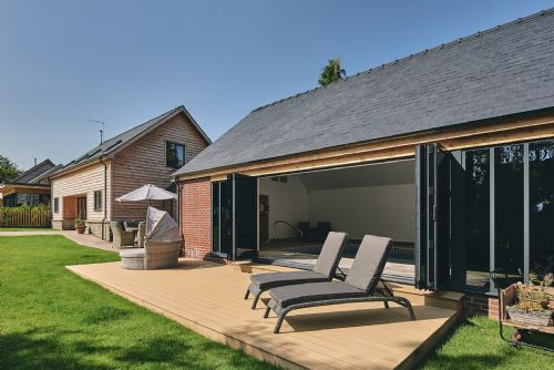 The Byre Exterior 6