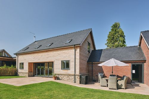 The Byre Exterior 1