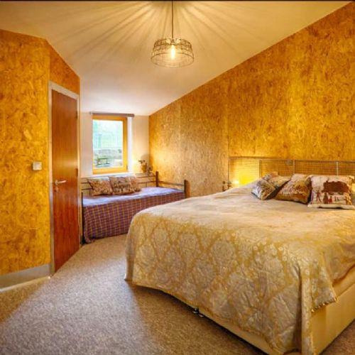 The Luxury Loft House Bedroom 1