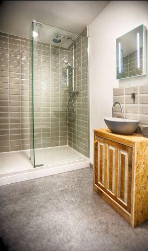 The Luxury Loft House Bathroom 1