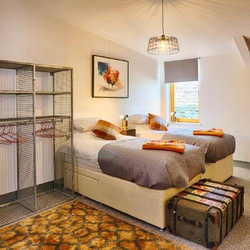 The Luxury Loft House Bedroom 2
