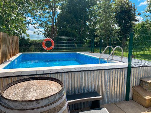 The Luxury Loft House Pool 3