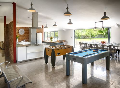 The Luxury Loft House Games