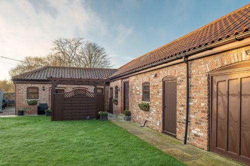 Smithy Cottage Exterior