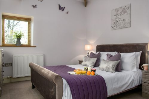 Smithy Cottage Bedroom 1