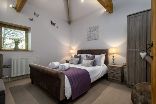Smithy Cottage Bedroom 4