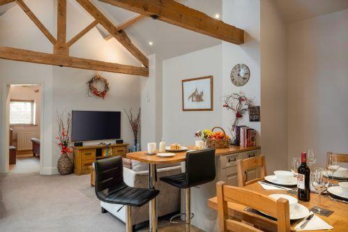 Smithy Cottage Open Plan