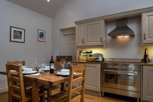 Smithy Cottage Kitchen