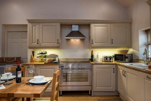 Smithy Cottage Kitchen 2