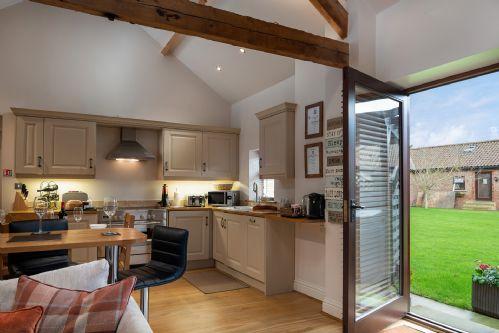 Smithy Cottage Patio Door