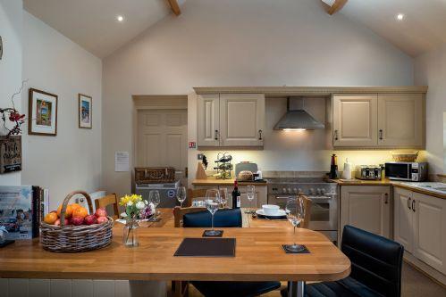 Smithy Cottage Kitchen 3