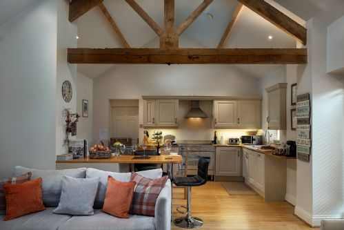 Smithy Cottage Living 2