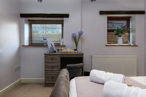 Fox Cottage Bedroom 3