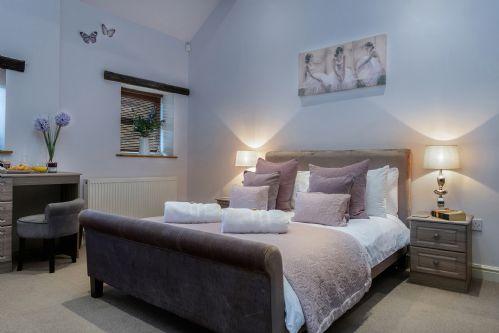 Fox Cottage Bedroom 4