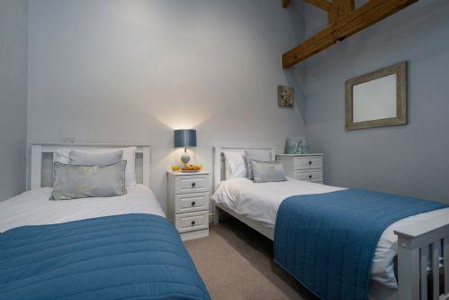 Fox Cottage Twin Room 2