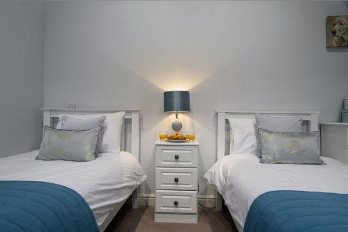 Fox Cottage Twin Room 3