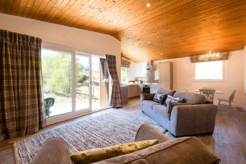The Hunting Lodge Living 3