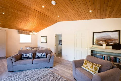 The Hunting Lodge Living 2