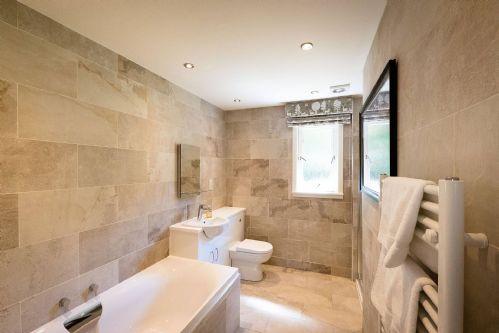 The Hunting Lodge Bathroom 3