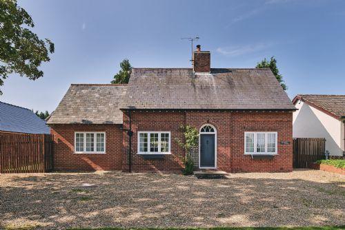 Steward's Cottage Exterior