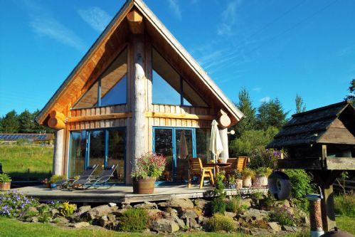 Fir Cottage Exterior 2