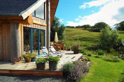 Fir Cottage Porch