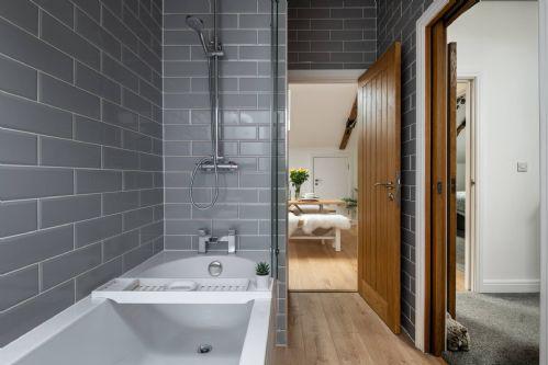 Luxury Penthouse - bathroom