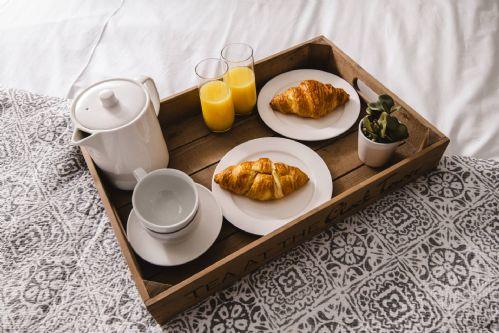 Luxury Penthouse - breakfast