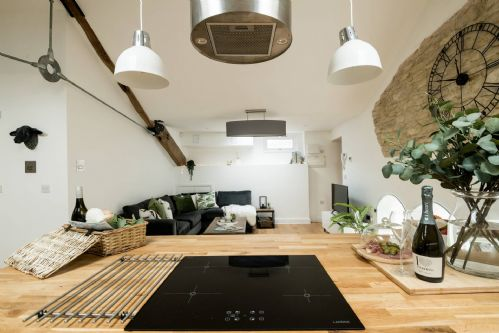 Luxury Penthouse - kitchen diner