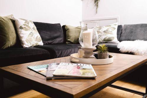 Luxury Penthouse - sofa