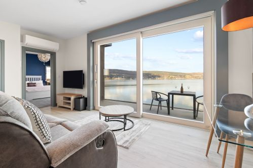 Upfront,up,front,reviews,accommodation,self,catering,rental,holiday,homes,cottages,feedback,information,genuine,trust,worthy,trustworthy,supercontrol,system,guests,customers,verified,exclusive,ferrypoint west,auchenheglish luxury lodges,rhu,,image,of,photo,picture,view