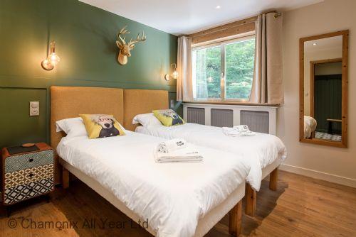 Twin / Double bedroom