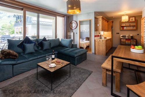Le Paradis Ski Apartment