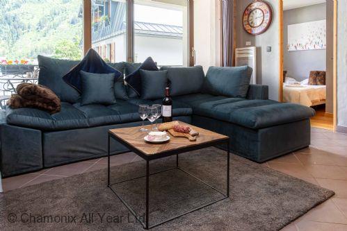 Comfortable L shaped sofa bed