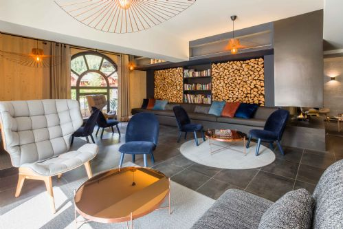 Cosy communal areas for all guests to enjoy