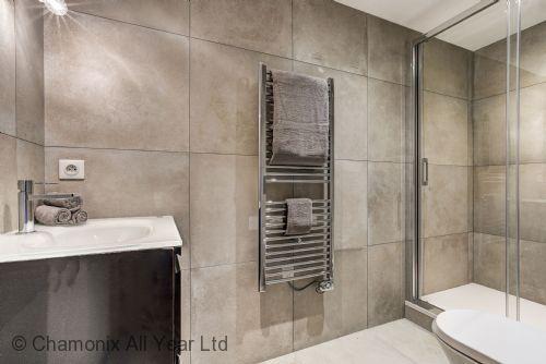 Upstairs private bathroom
