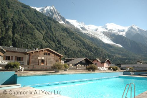 Outdoor Pool open from June to September