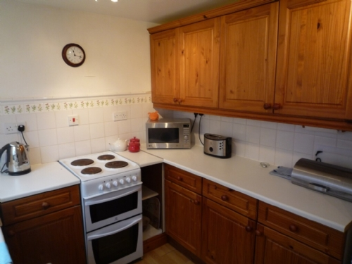 Rook Cottage, Winton, Kitchen, Lakes Cottage Holidays