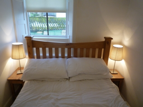 Rook Cottage, Winton, Double Bedroom, Lakes Cottage Holidays