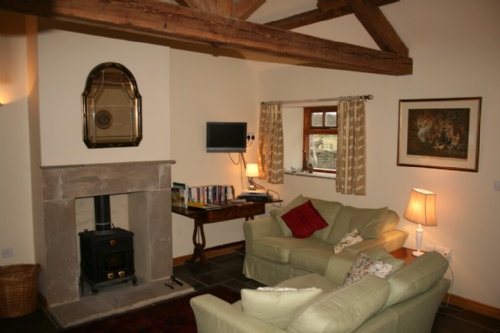 The Calf Pens, Masham. lounge, Cottage Holiday Group
