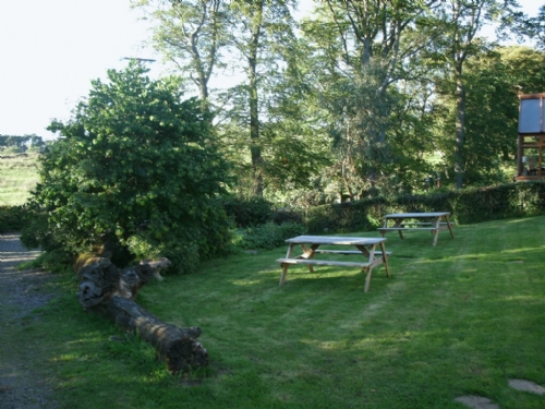 ROSE COTTAGE, Nr Alnwick, Northumbria