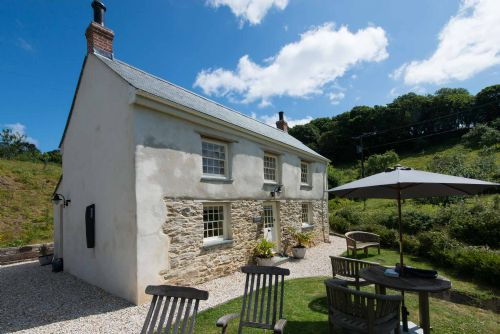 Surprising Holiday Cottage Truro Riverside Luxury Dog Friendly Cottages Home Interior And Landscaping Ologienasavecom