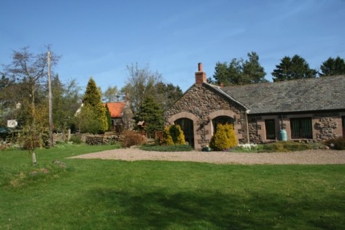 THE BARN, Nr Wooler, Northumbria