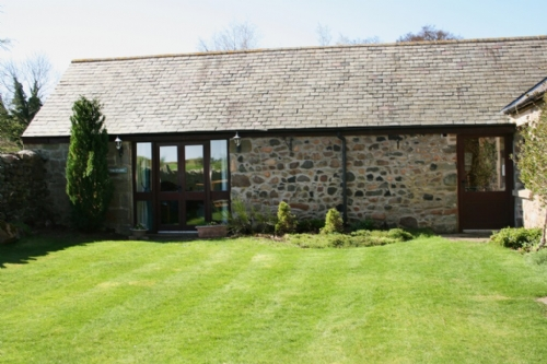 COLDGATE MILL BARN ANNEX, Nr Wooler, Northumbria