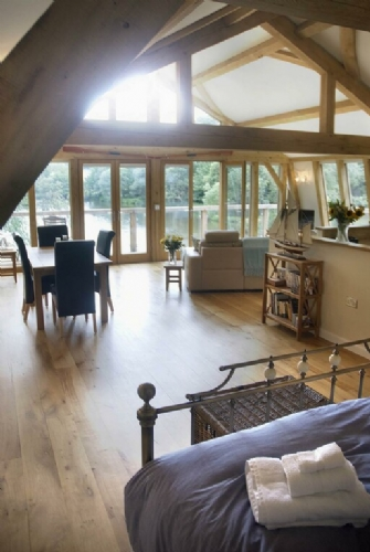 THE BOATHOUSE, Nr Belford, Northumbria