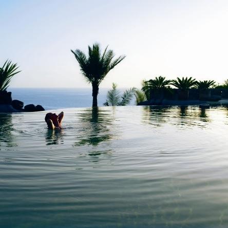 Lazy Days by the Abama Pool