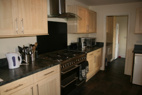 Riverdale, Kitchen, Lakes Cottage Holidays