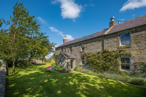 Overthwarts Farmhouse